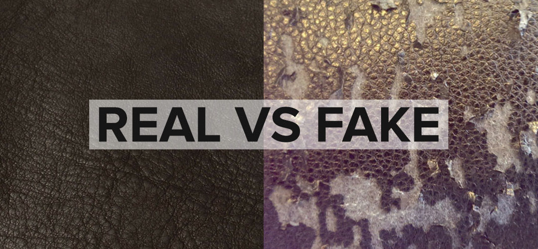 real and fake leather check zaman promotions
