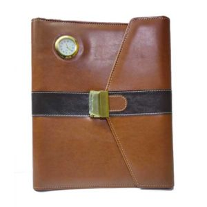 3 FOLD DIARY COVER CORPORATE GIFTS