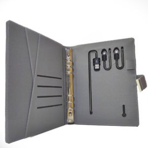 PLANNER WITH POWER BANK CORPORATE GIFTS