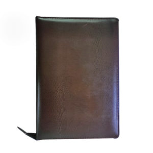 File Folder & Leather