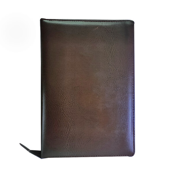 File Folder & Leather
